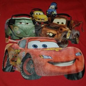 Long sleeved cars shirt